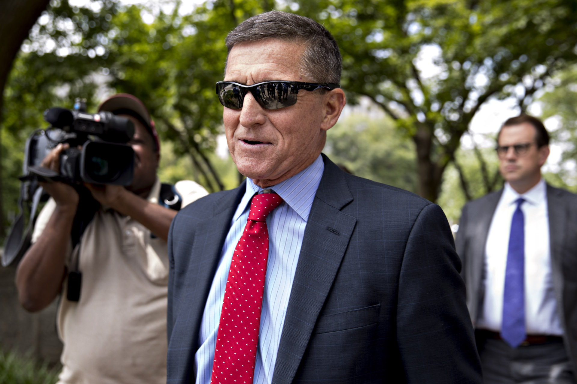 Judge Might Hold Michael Flynn in Criminal Contempt