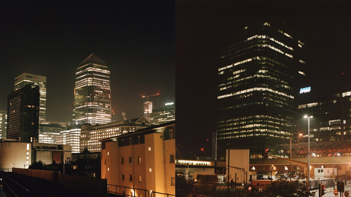 Canary Wharf's Overnight Energy Waste Could Power 4,500 Homes a Year thumbnail