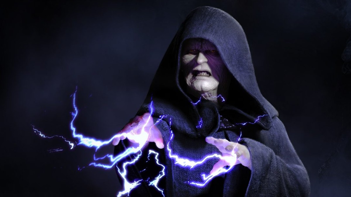 We Have a Lot of Questions About Sheev Palpatine