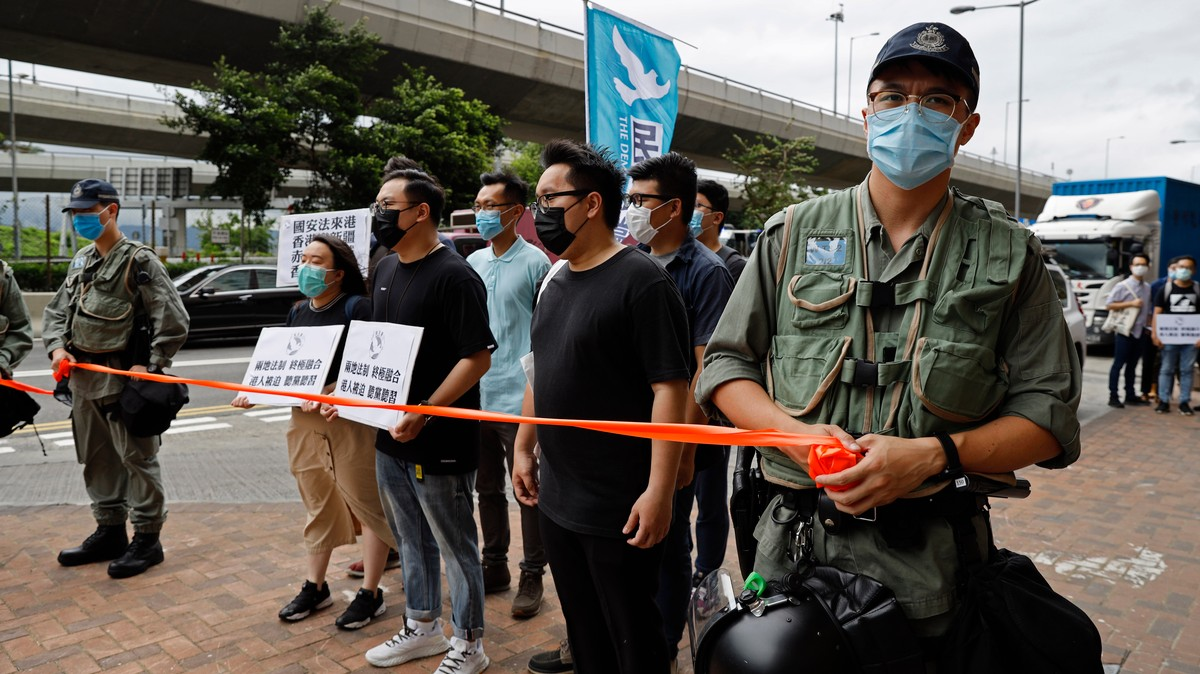 , China's 'Nightmare' National Security Bill Has Instantly Reignited Hong Kong's Protest Movement, Saubio Making Wealth