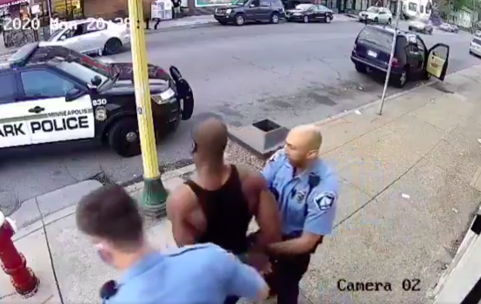 , New Videos Appear to Undermine Police Account That George Floyd 'Resisted' Officers, Saubio Making Wealth