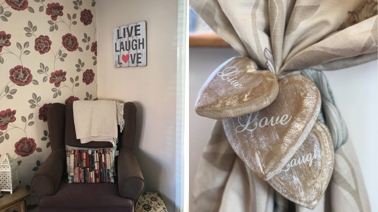 Live Laugh Love Mums Defend The Much Maligned Decor Trend