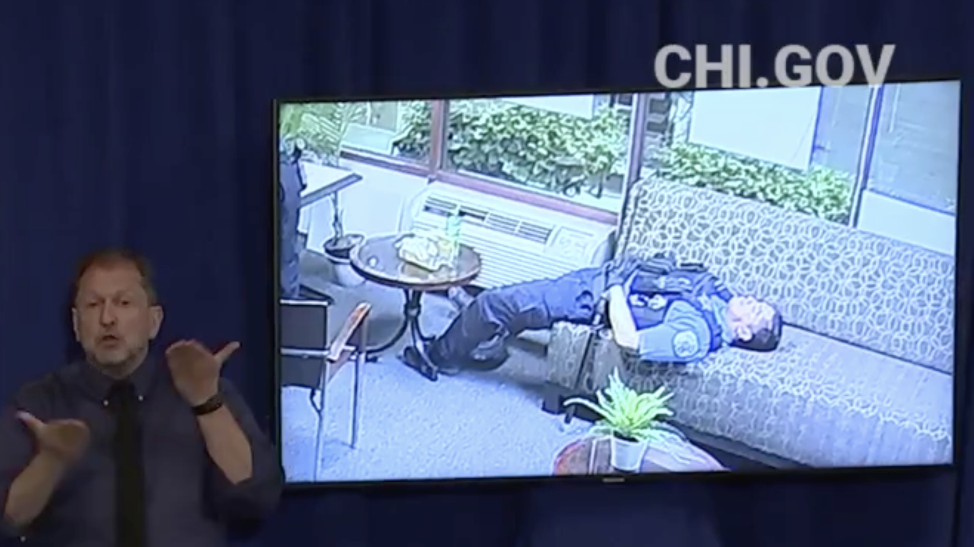 , These Cops Took a Nap in a Congressman's Office While Looting Raged Outside, Saubio Making Wealth