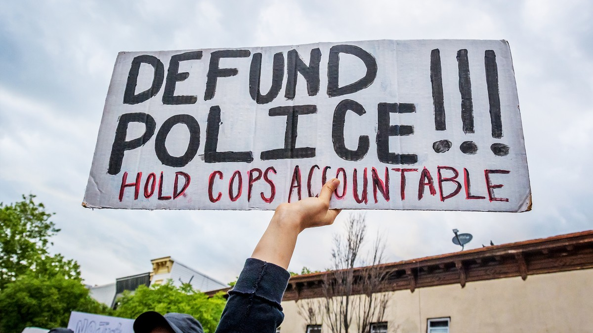 , Why Defunding the Police Isn't Such a Radical Idea, Saubio Making Wealth