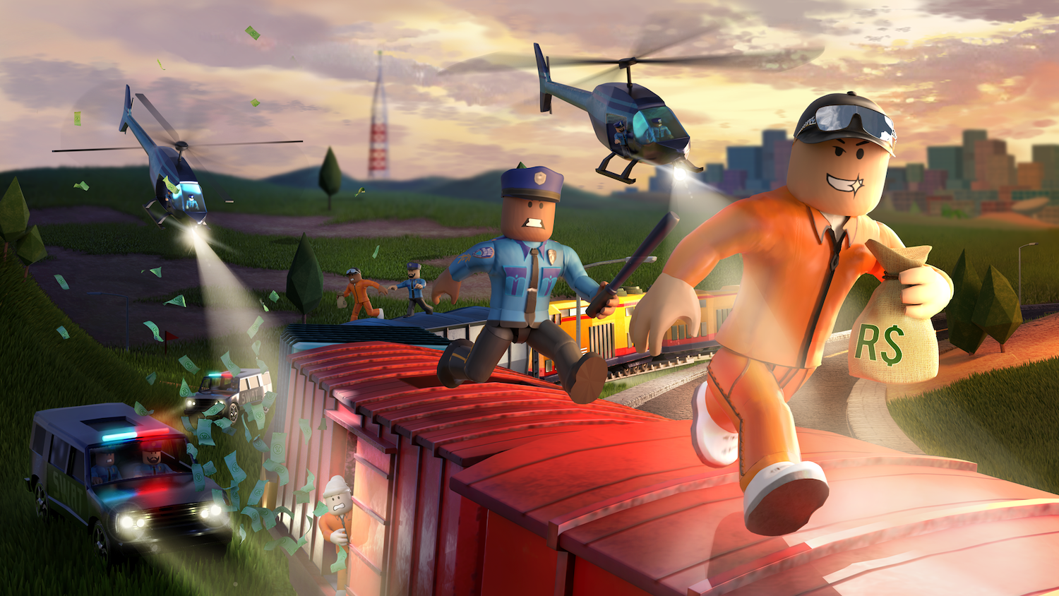 Hackers Compromise A Grey Market For Roblox Items
