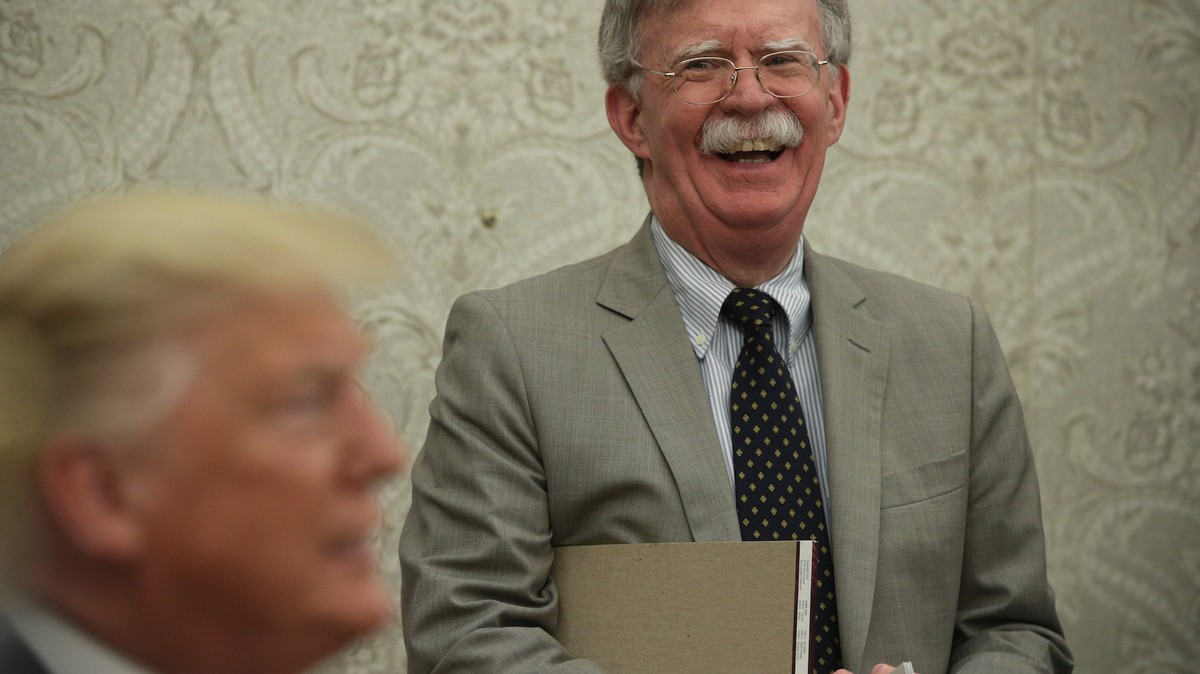 , 16 Batshit Crazy Moments From John Bolton's Book About Trump, Saubio Making Wealth