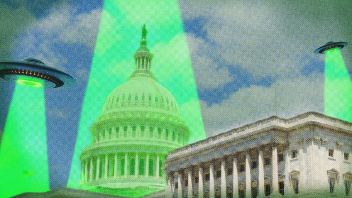 Senate Intelligence Committee Confirms the US Navy Has a UFO Task Force