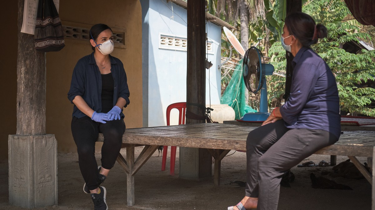 , Cambodia Made a 14-Year-Old Apologize to Her Class for Texting About Coronavirus, Saubio Making Wealth