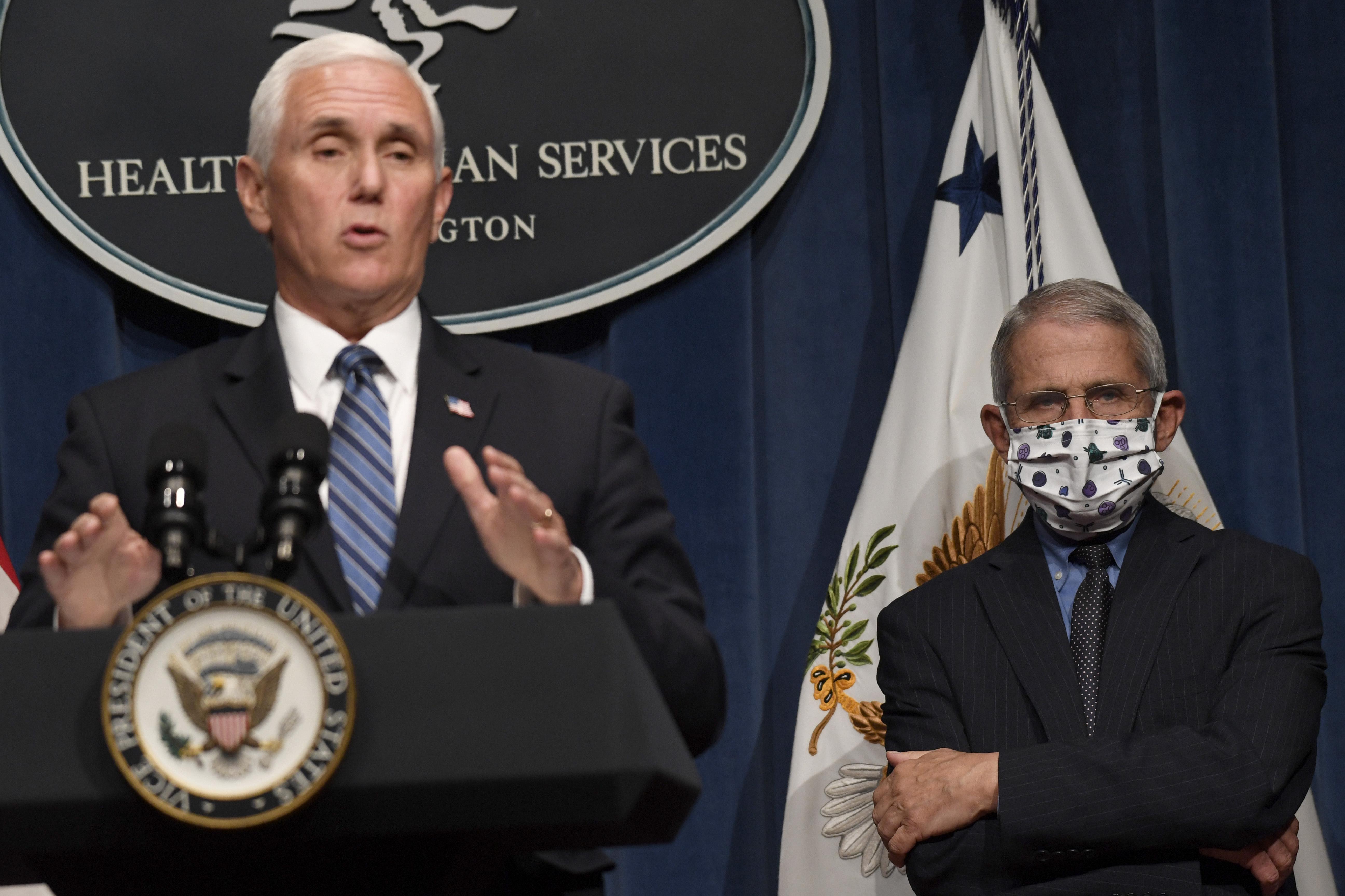 , Mike Pence Wants You to Pray the Coronavirus Away, Saubio Making Wealth