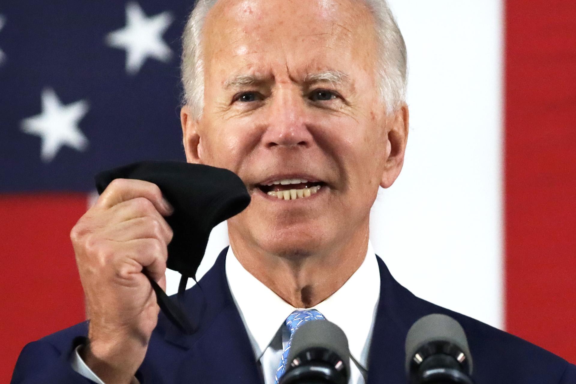 , Joe Biden Says Leave Washington and Columbus Statues Alone, Saubio Making Wealth