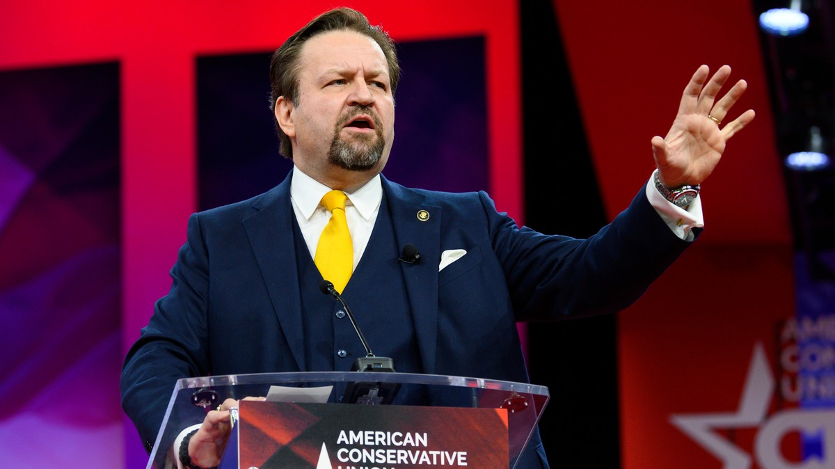 , How Will Seb Gorka Juggle Peddling Fish Oil With His New Government Job?, Saubio Making Wealth