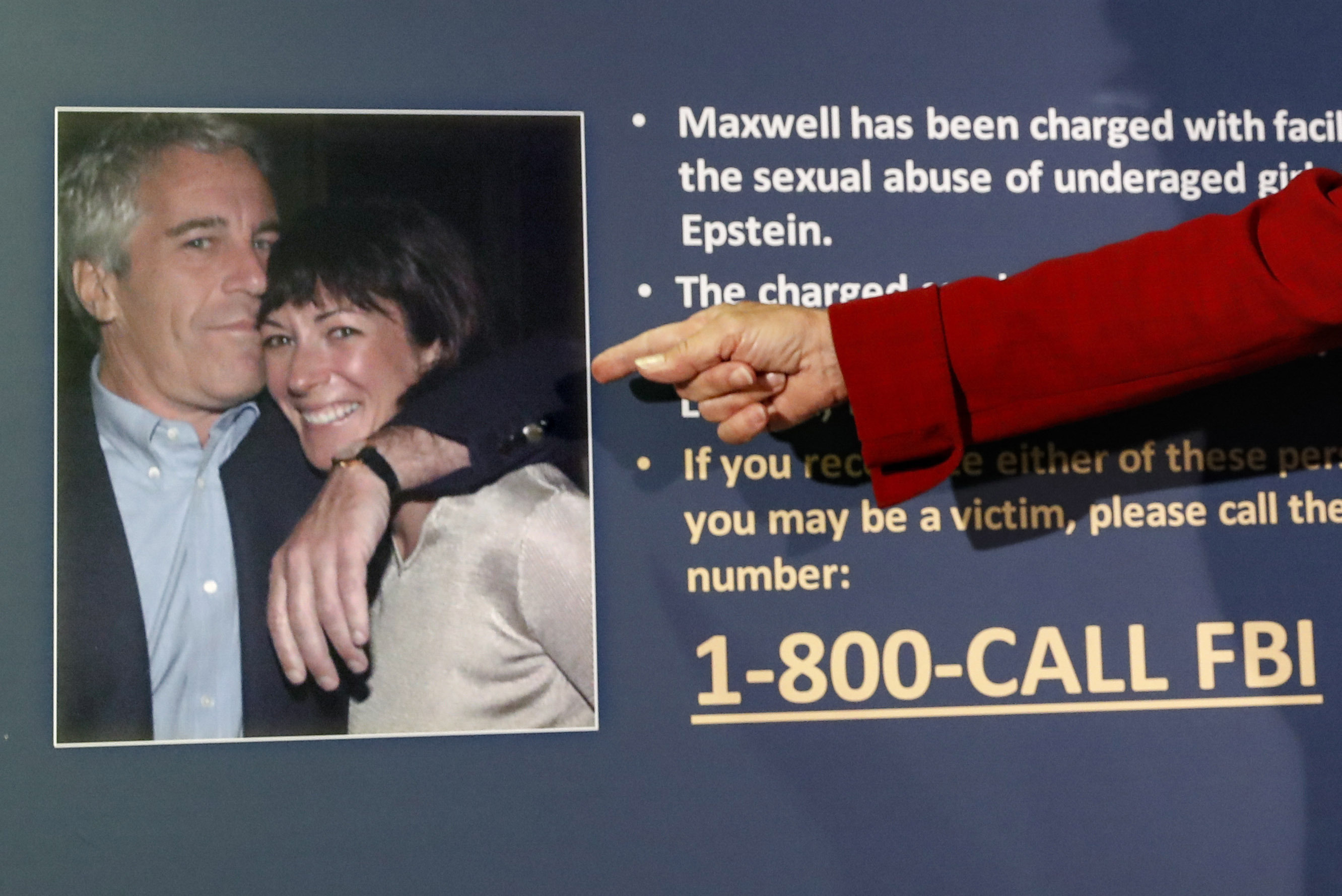 Ghislaine Maxwell Pretended to Be a Journalist Named 'Jen' to Buy a Hideaway House, Prosecutors Say