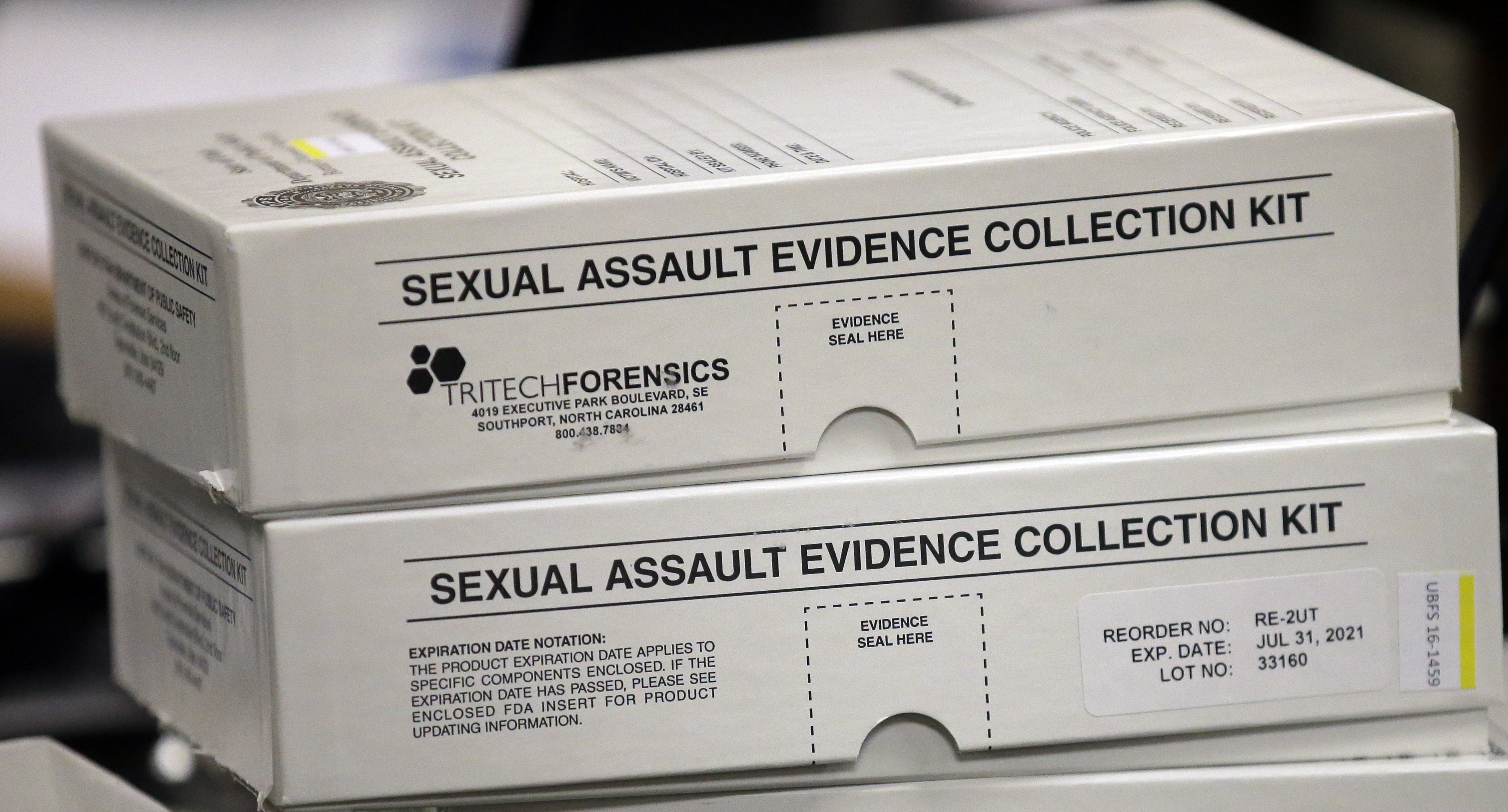 , How One State Wiped Out Its Huge Backlog of Rape Kits — and Why Others Haven't, Saubio Making Wealth