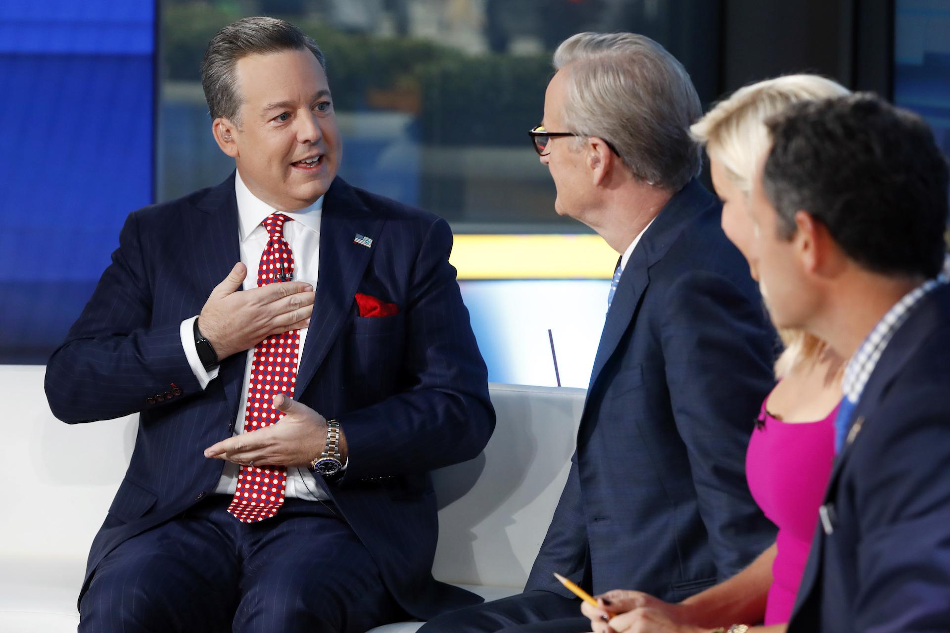 , Former Fox News Anchor Ed Henry Accused of Violent Rape, Saubio Making Wealth
