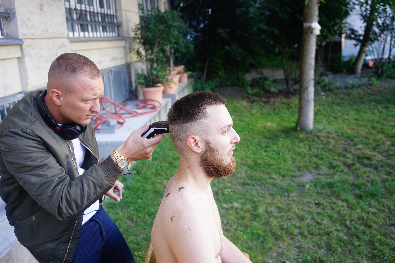 Boxer Haarschnitt Frisur 3mm Rasiert Bild Undercut Was Das F R Ein