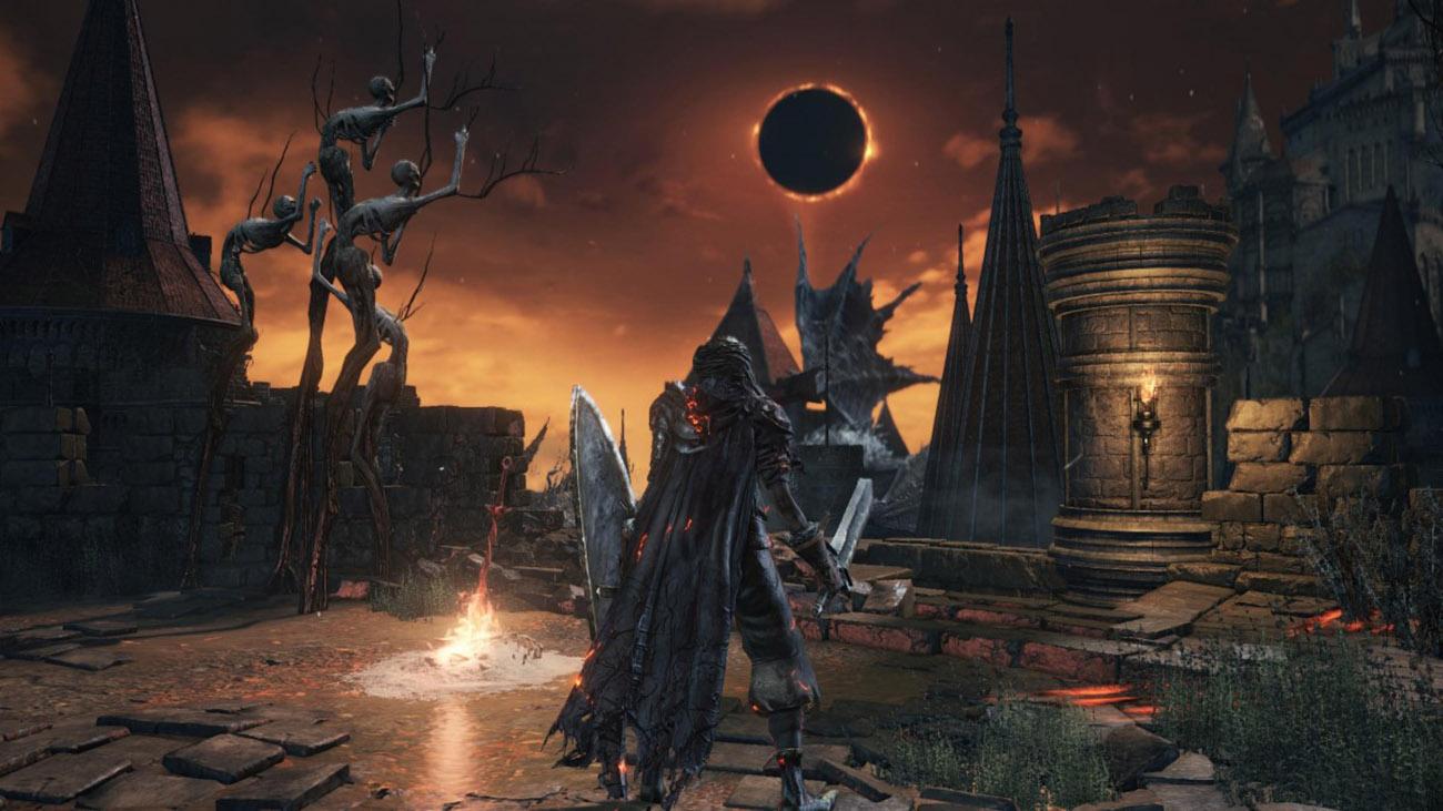 Best Lightning Build Dark Souls