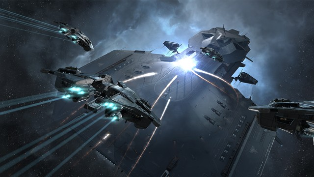 Meeting the Masters of the 'EVE Online' Universe - VICE