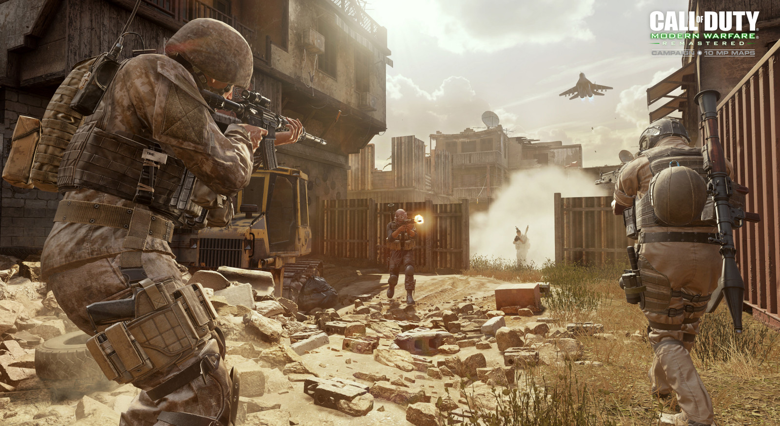 The Shocking Speed of Death in Call of Duty and Battlefield Waypoint