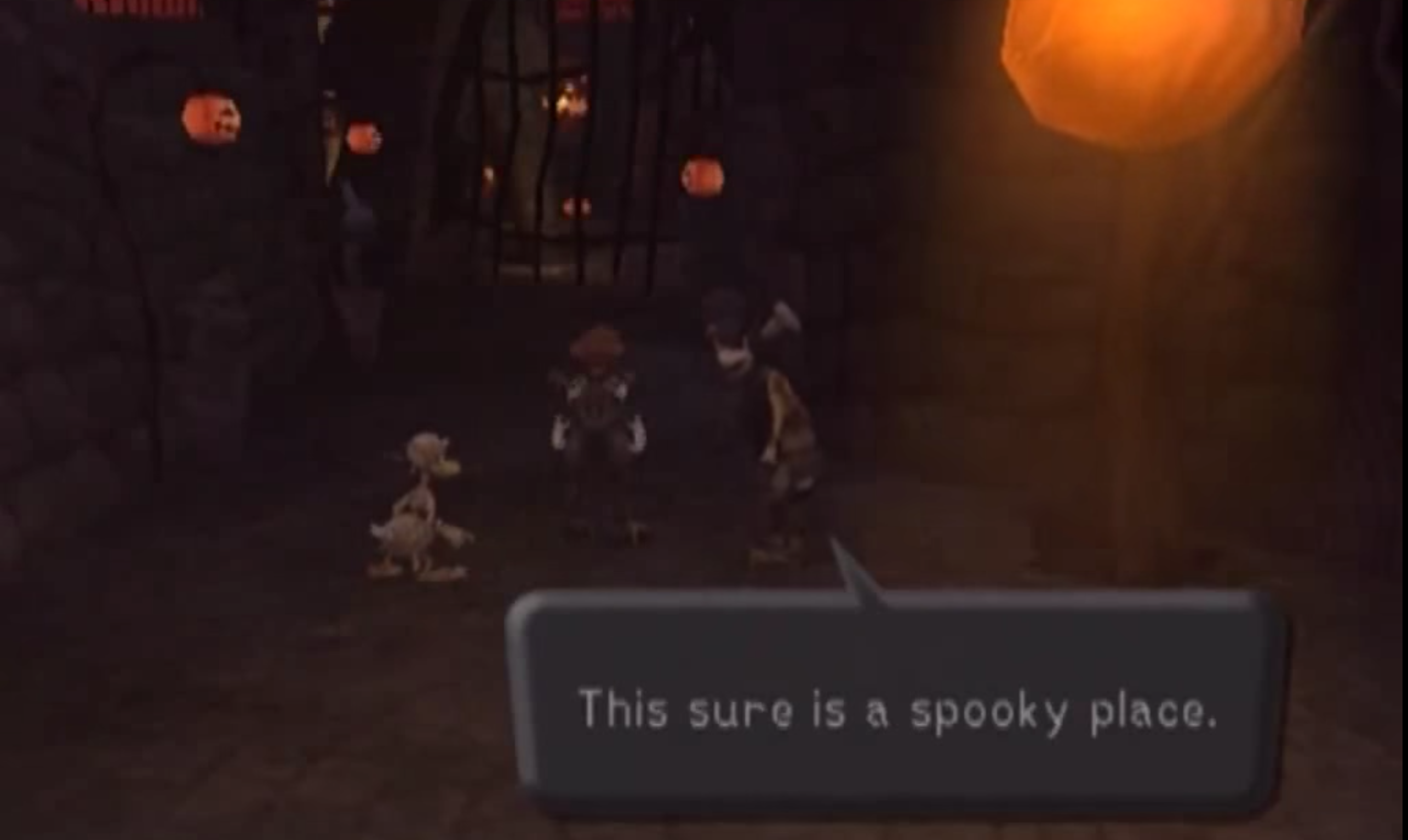 The Tragic Restoration of Halloween Town in 'Kingdom Hearts ...