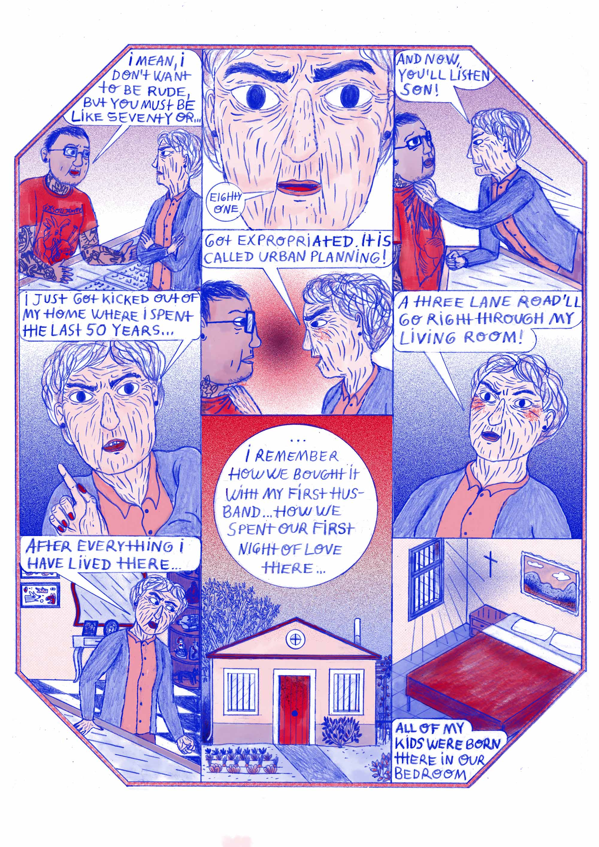 Old Skin Today S Comic By Marlene Krause Vice