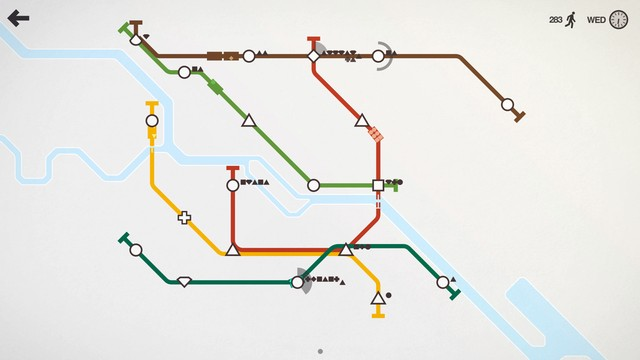 We Asked a Transit Planner How to Up Our 'Mini Metro' Game