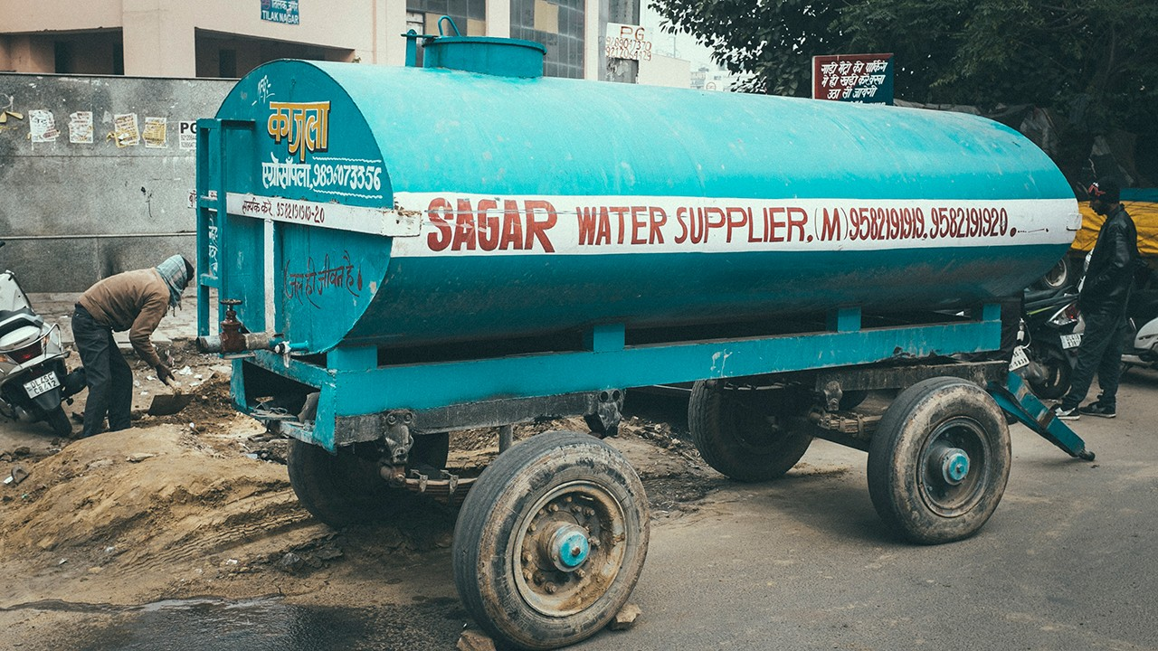 Savior Seeds & India's Water Crisis