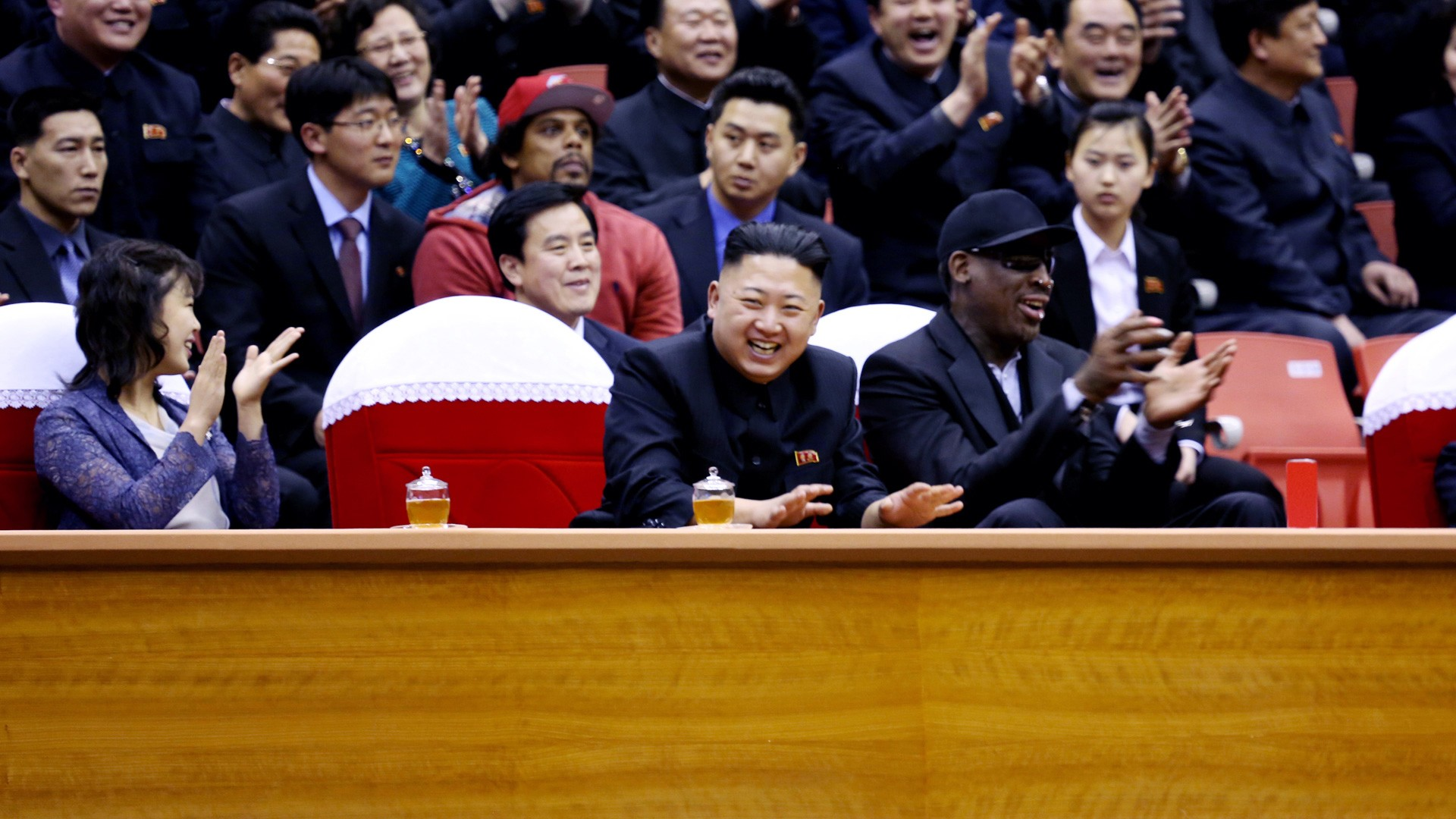 The Hermit Kingdom (Basketball Diplomacy)