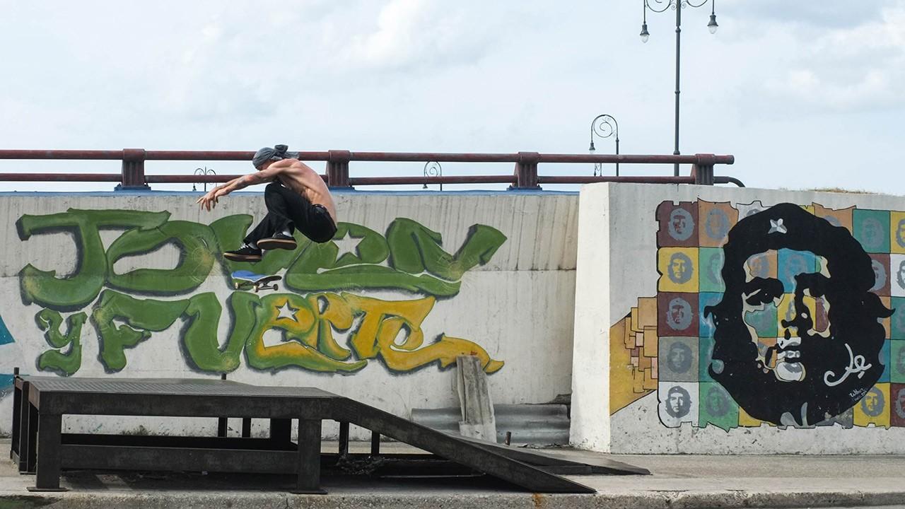 A la rencontre des skateurs de Cuba (Partie 1)