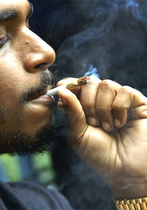 Rauchen Weed Lutschen Hahn