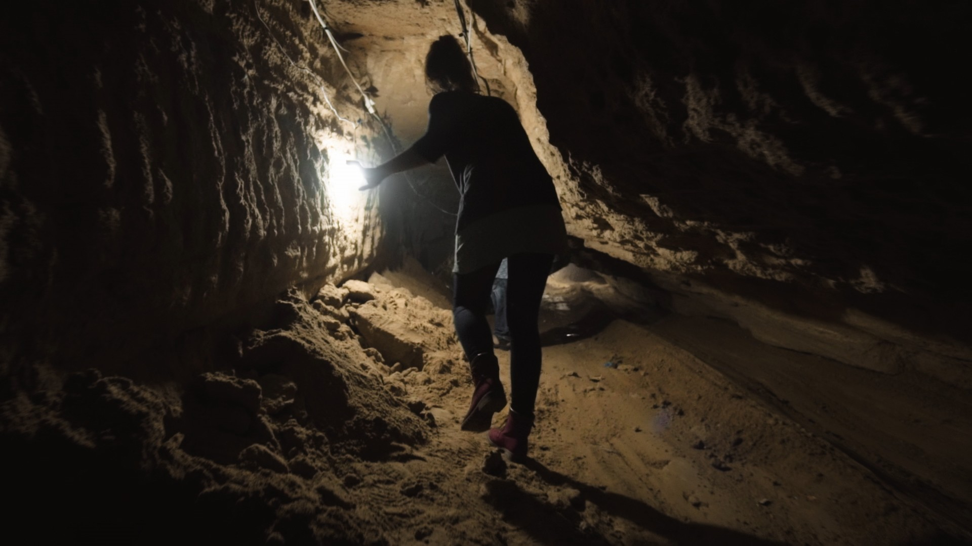 The Tunnels of Gaza