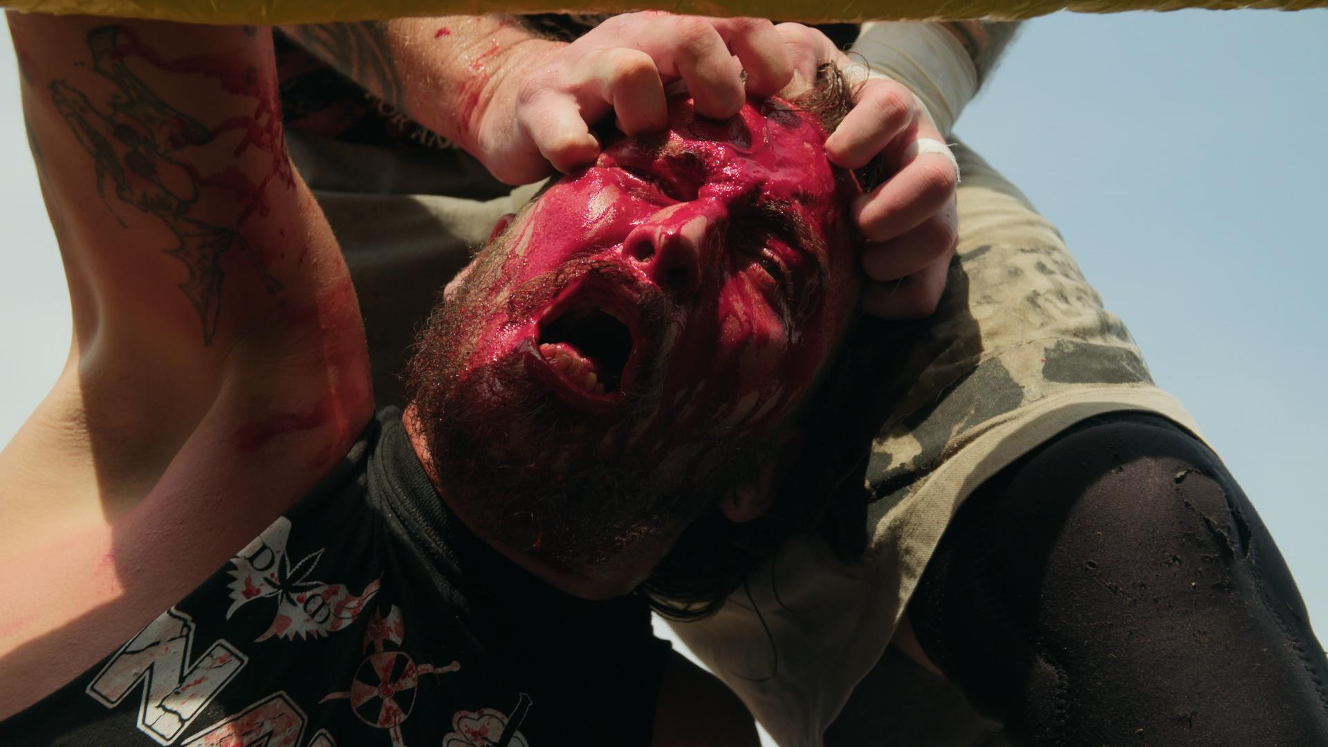 bloodlust tournament of death vice video documentaries films