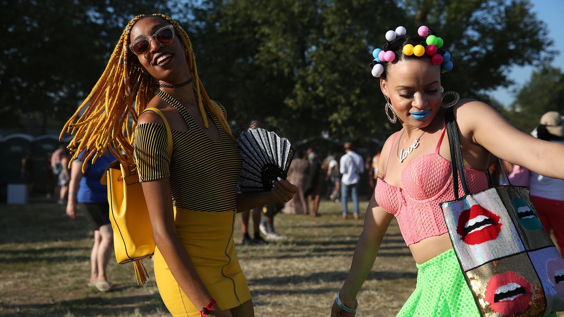 Afropunk Style, Hyperflesh Masks, and a Deep Web Dive