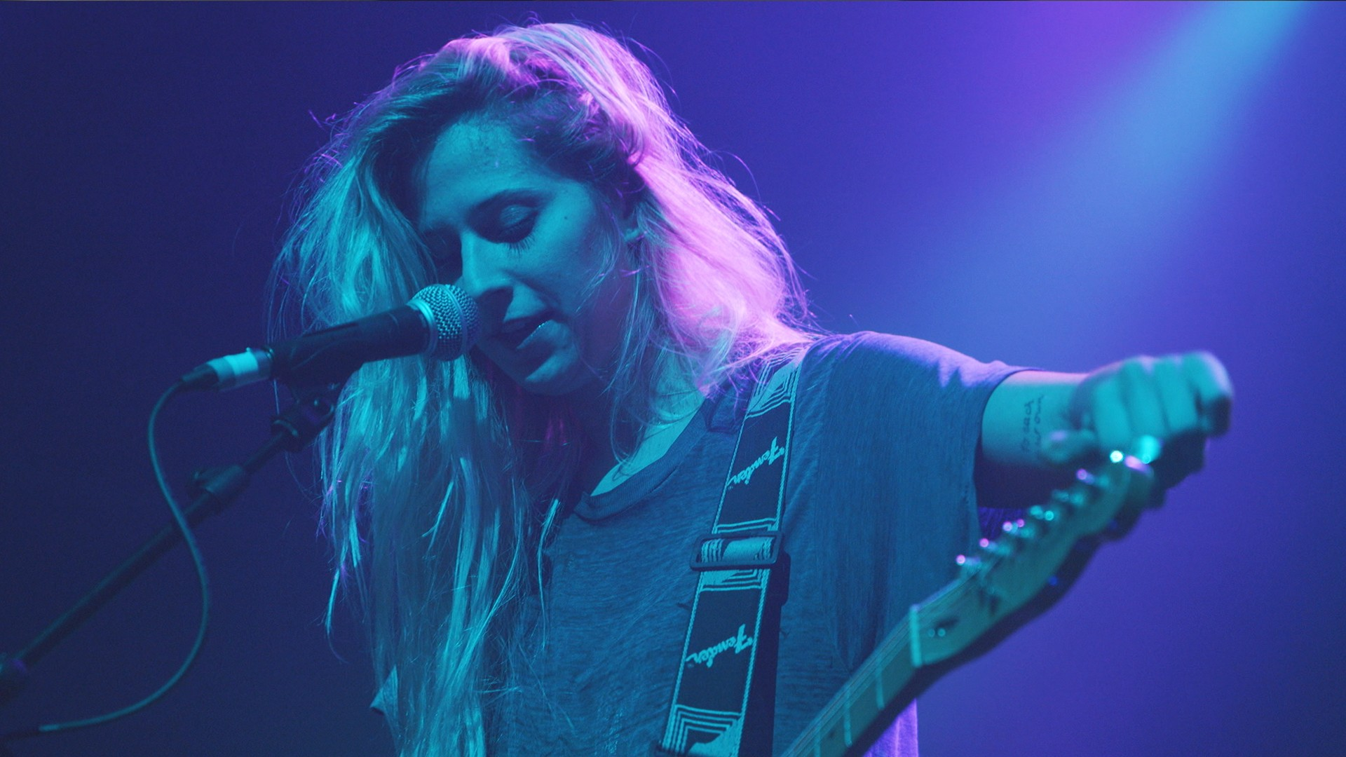 How Alicia Bognanno Left the Sound Studio and Became Bully's Frontwoman