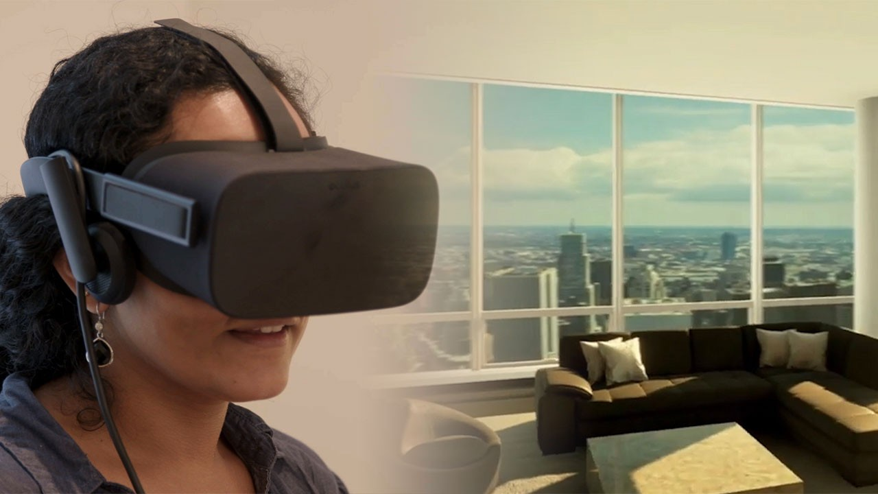 Using Virtual Reality to Buy Multi-Million Dollar Real Estate