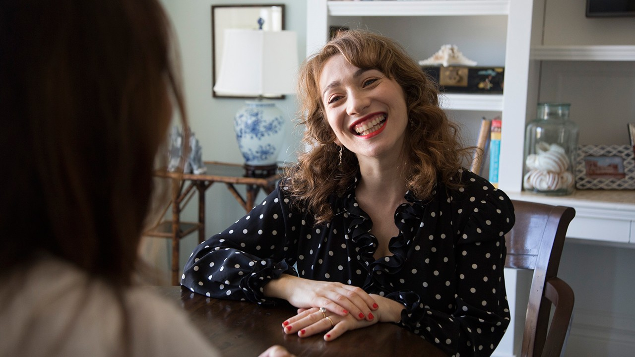 Regina Spektor on Motherhood, Grief, and Growing Up