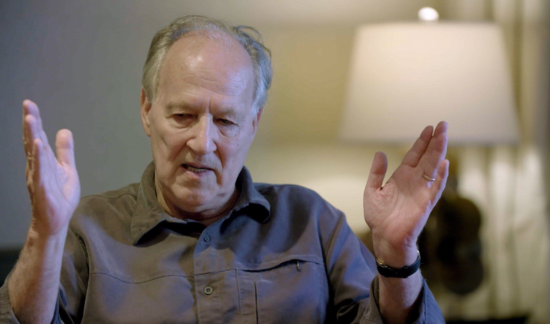 Werner Herzog Explains the Internet to Us