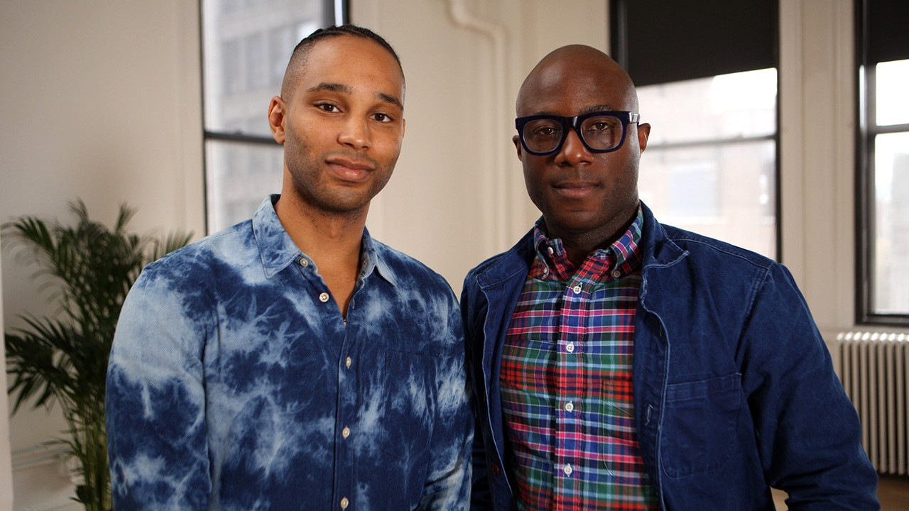 "Barry Jenkins, the Director of ""Moonlight"""