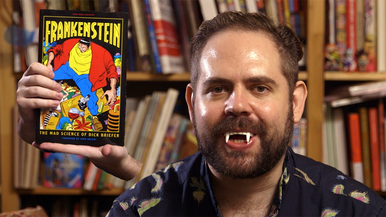 A Conclusive List of the Top Five Scariest Horror Comics