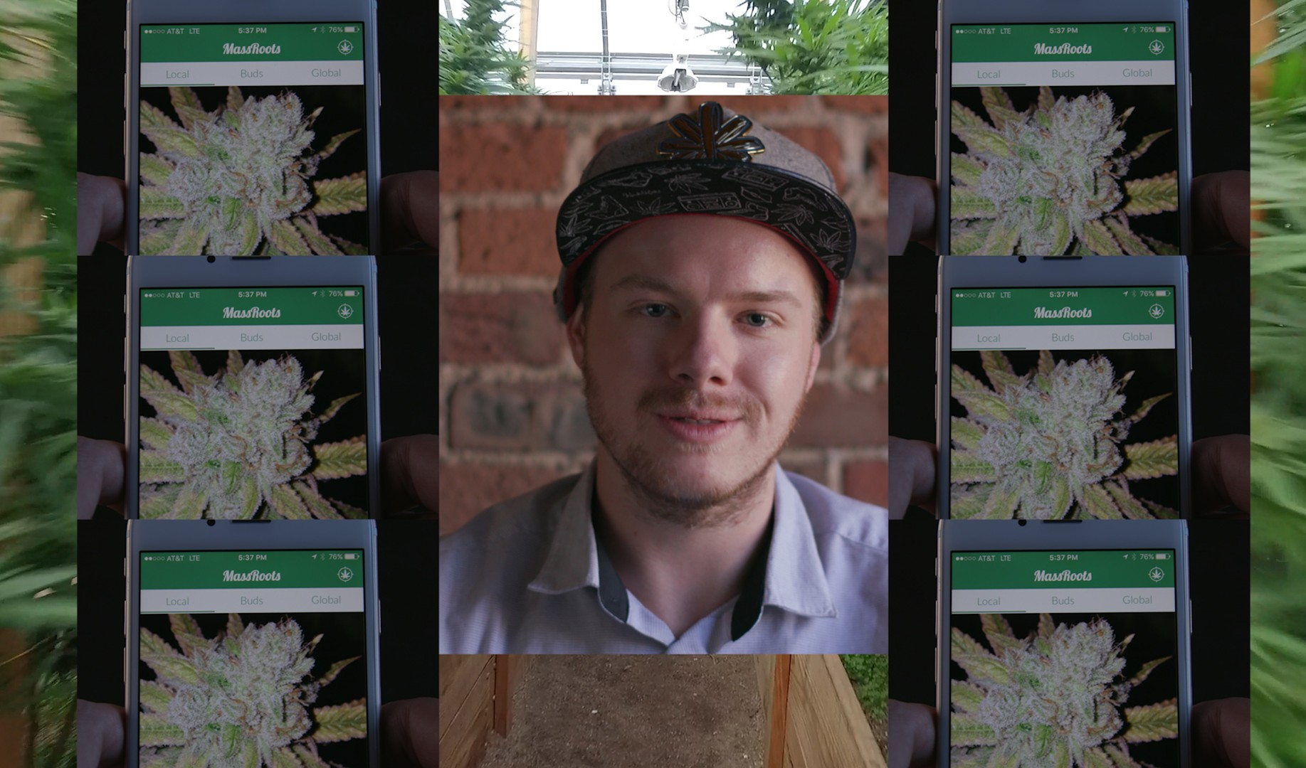 Meet the Founder of an App Made by Potheads for Potheads