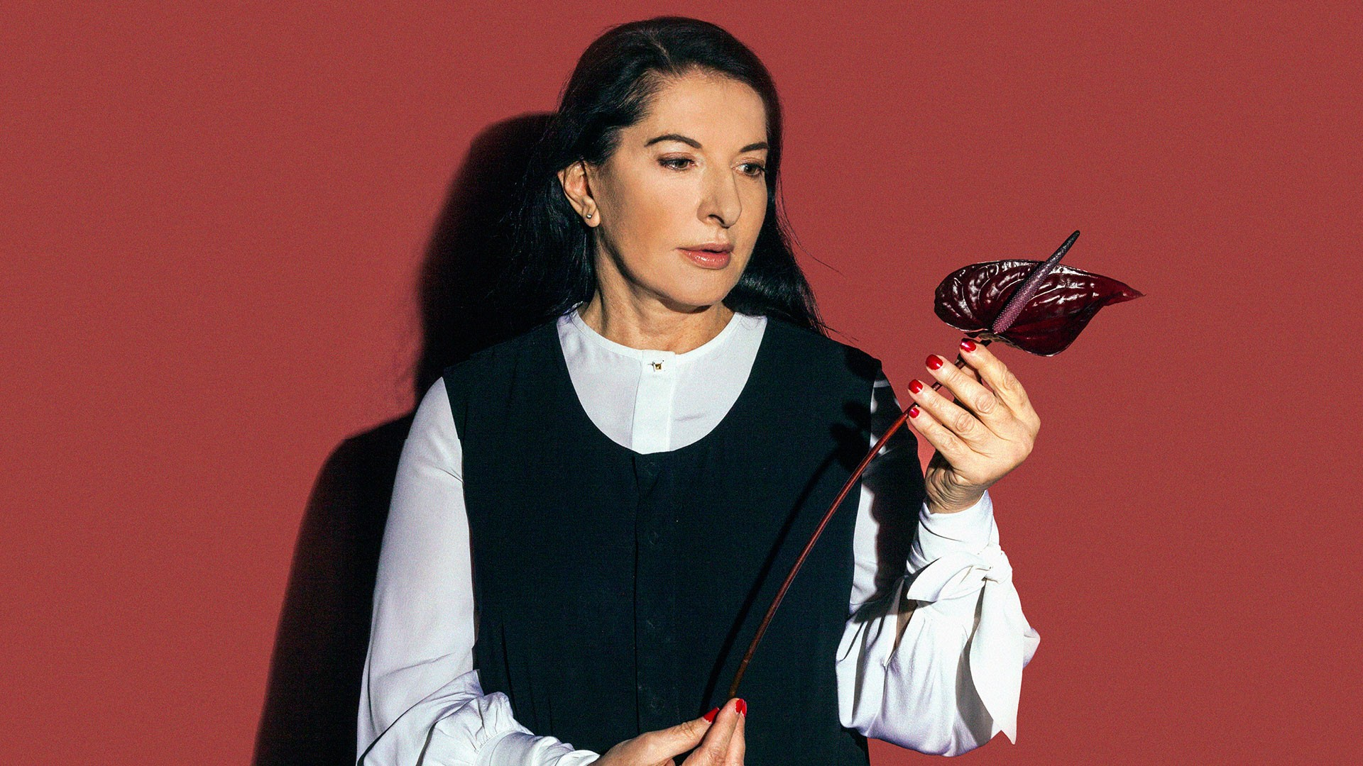 Marina Abramovic Still Doesn't Give a Fuck