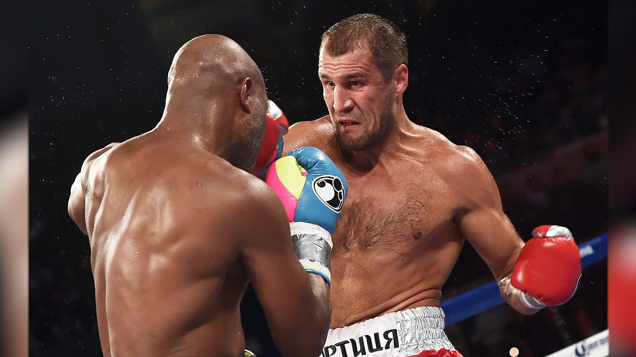 From Death in the Ring to a Heavyweight Title Bout: Sergey Kovalev