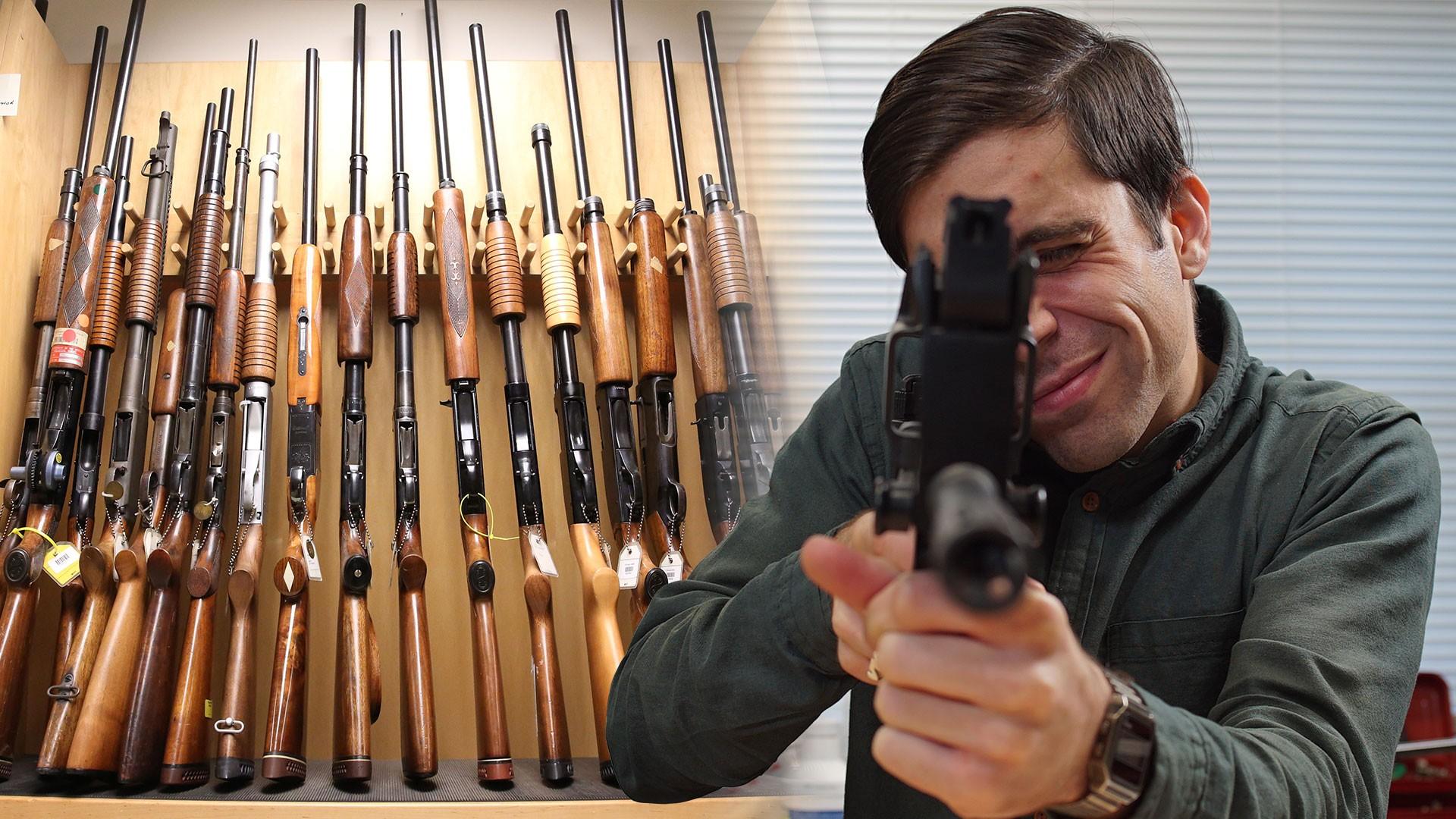 A Smarter Gun