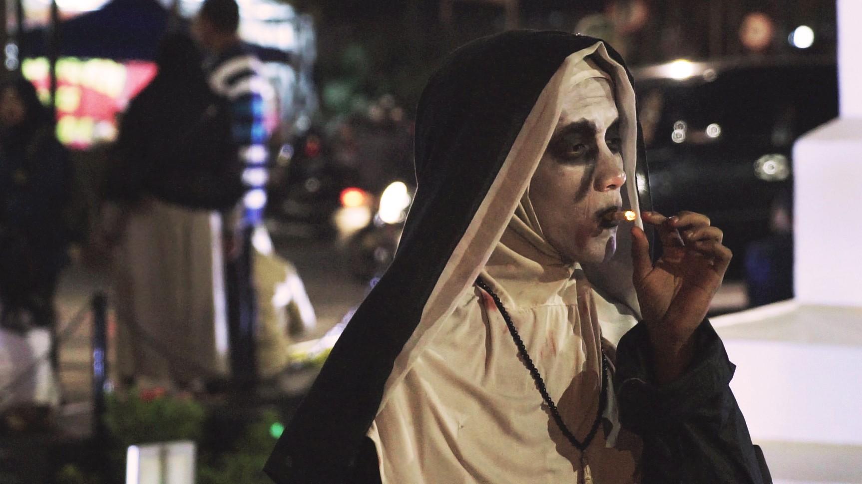Ario Bayu Gets Weird in Yogyakarta