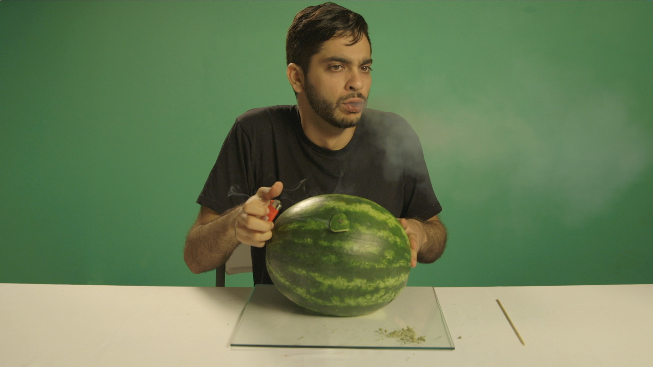 How to Make a Watermelon Bong