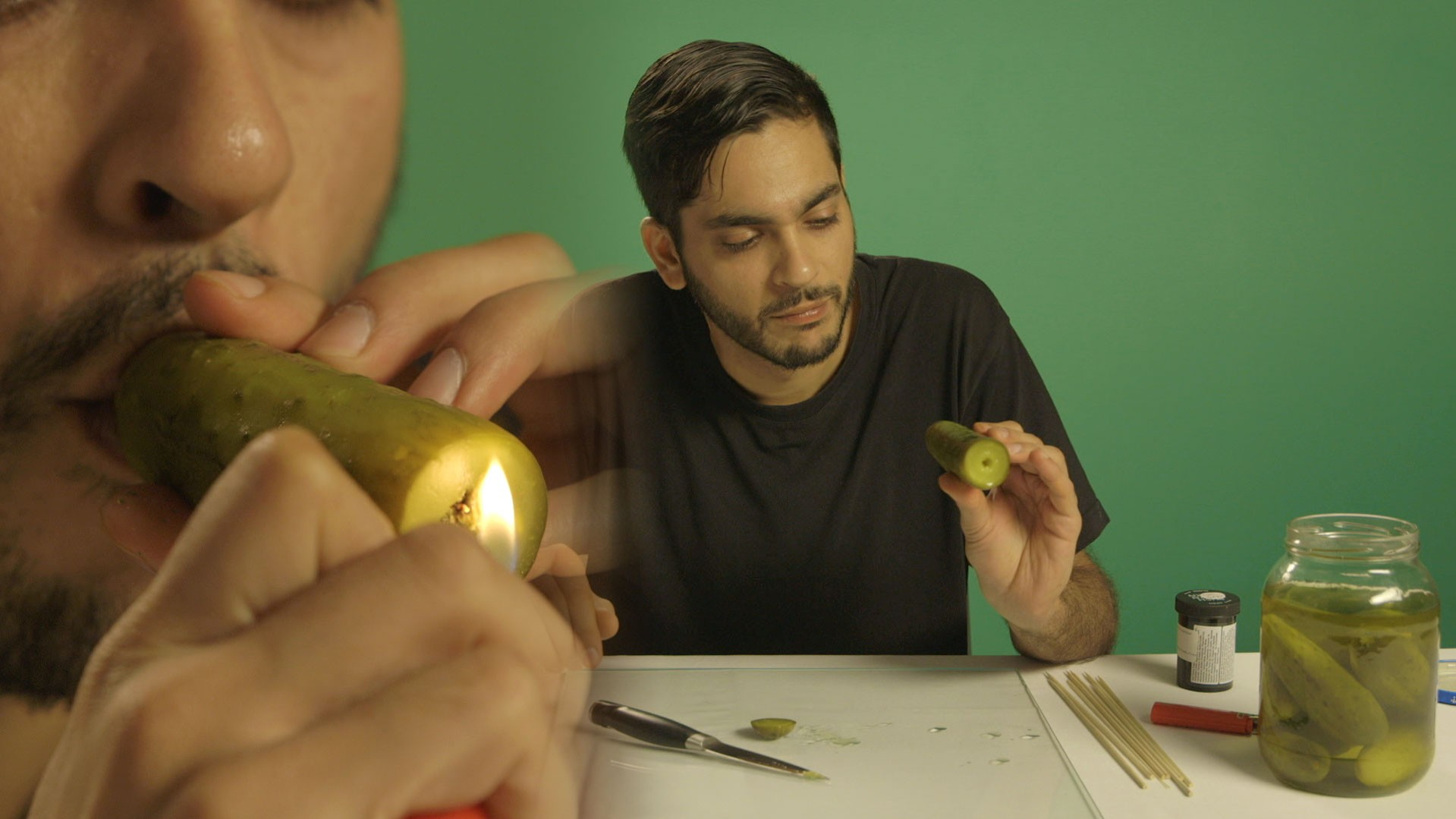 How to Make a Pickle Pipe
