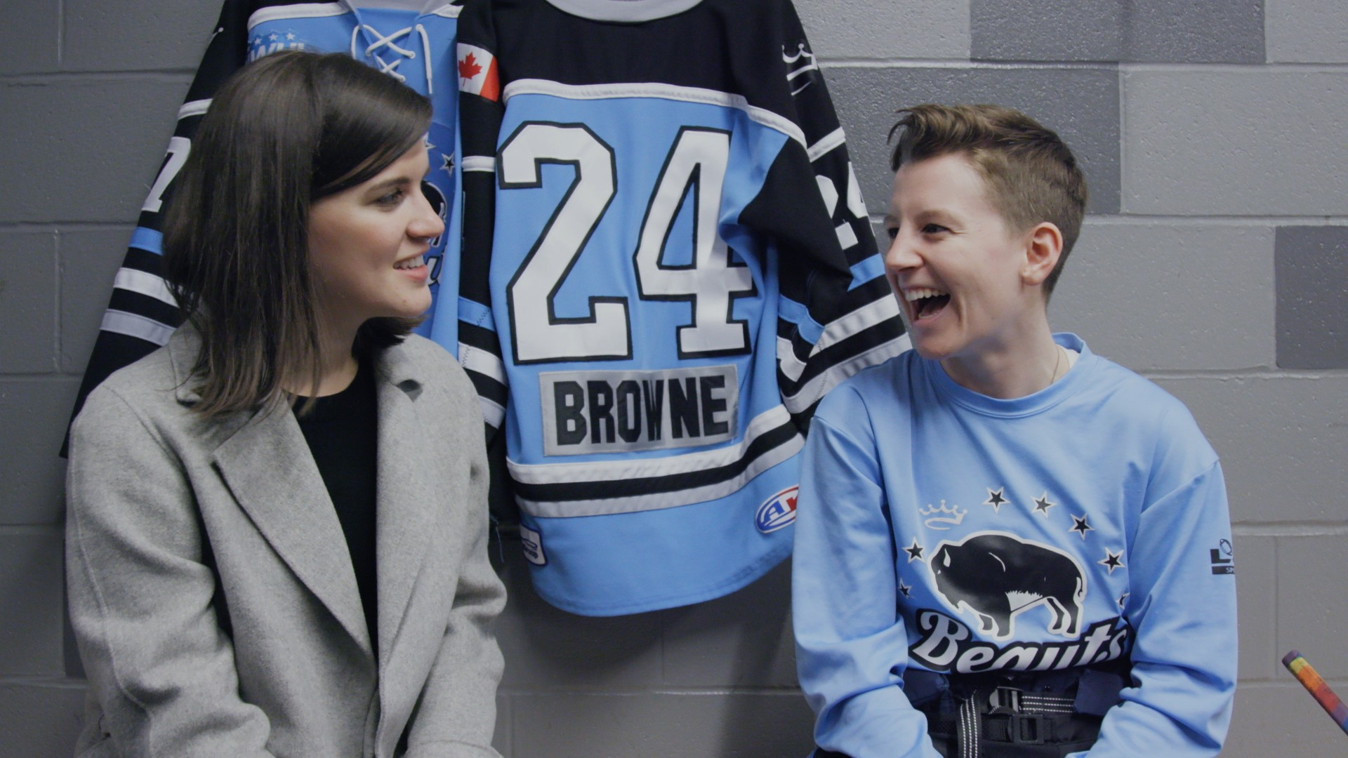 My Brother: Pro Hockey's First Transgender Player