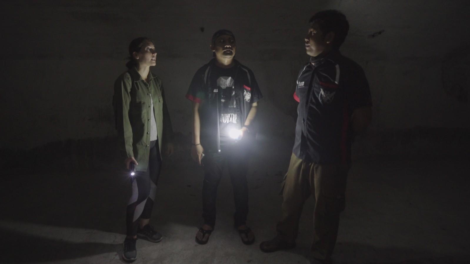Hannah Al Rashid Hunts Ghosts and Submarines in Surabaya