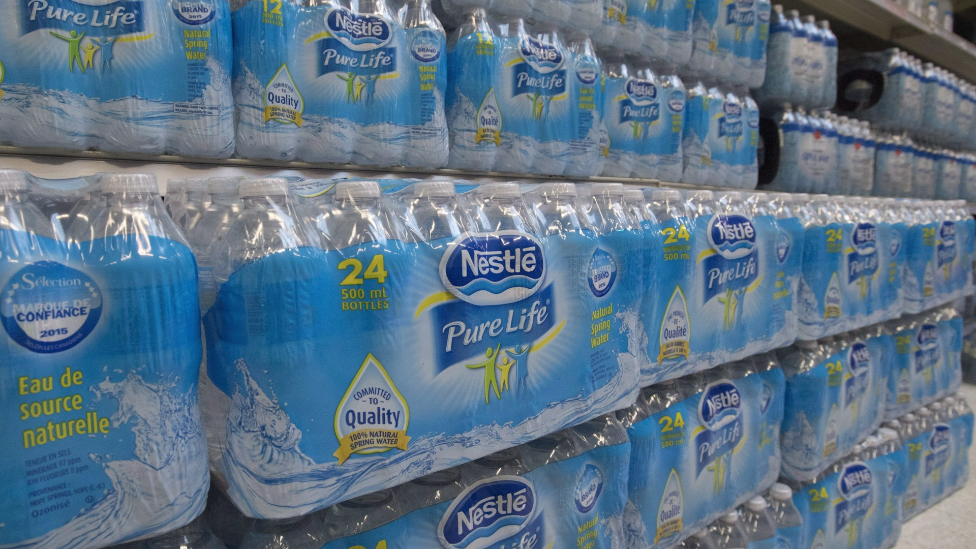 Ontario Wants Nestlé to Pay More for Groundwater But Is That Enough?