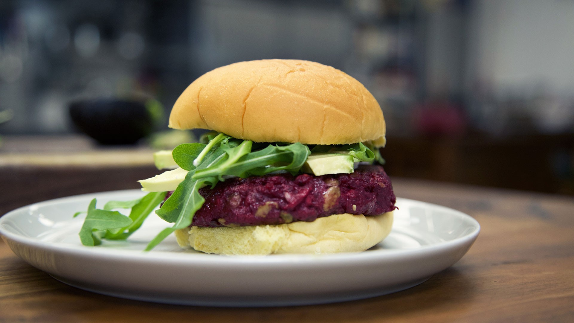 Make a Veggie Burger with Cara Nicoletti