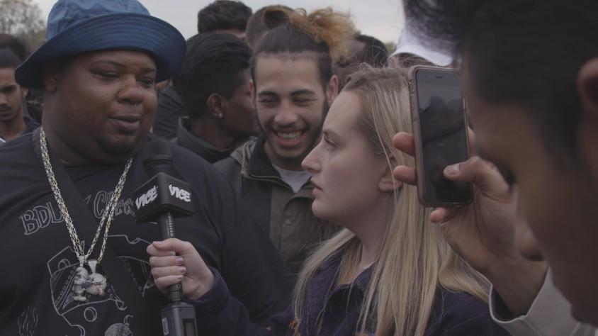 VICE Celebrates 420 in Hyde Park